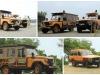 Old Landcruiser montage