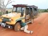 Holzauto Tsavo